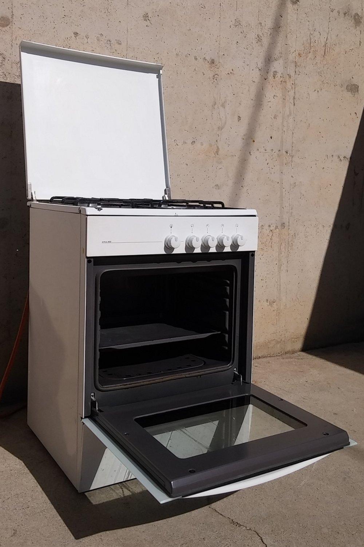 Cocina balay 60x60x85cm cabau oportunitats - Cocinas de gas butano balay ...
