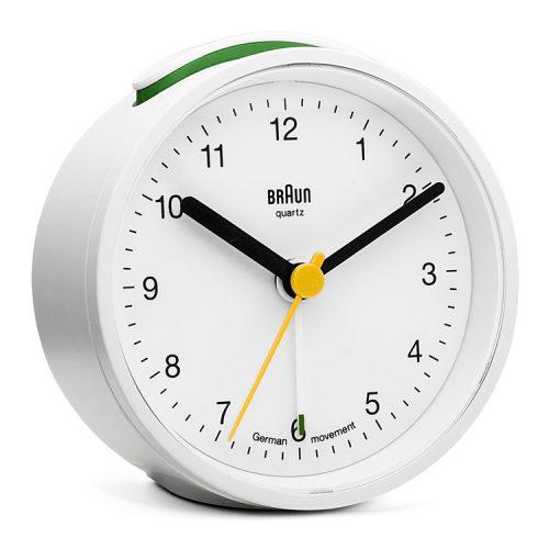 Despertador BRAUN BNC012 Blanc a cabauoportunitats.com
