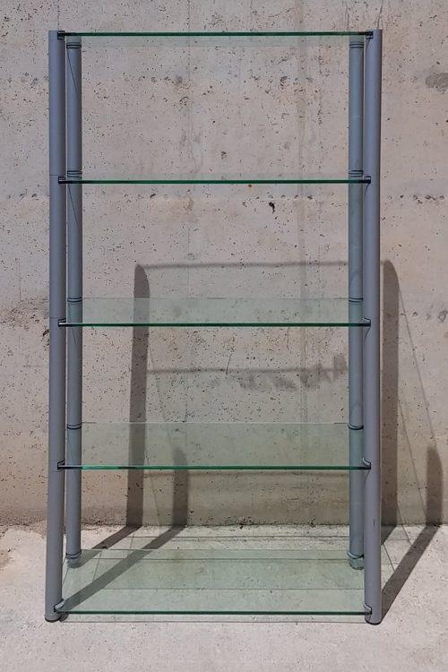Empostada de vidre i tub d'acer d'ocasió a cabauoportunitats.com