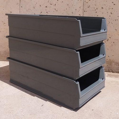 Cubeta apilable 30x40x20cm nova a cabauoportunitats.com