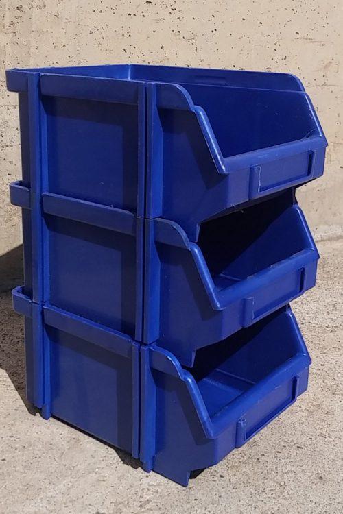 Caixa apilable 104x165x76mm d'ocasió a cabauoportunitats.com