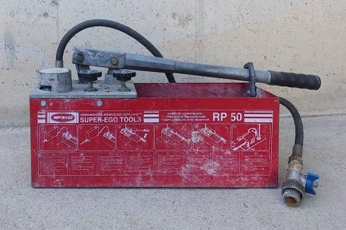 Bomba de comprovació SUPER EGO TOOLS RP 50 d'ocasió a cabauoportunitats.com