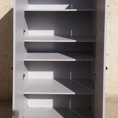 Armari gris d'oficina en molt bon estat a cabauoportunitats.com Balaguer - Lleida - Catalunya