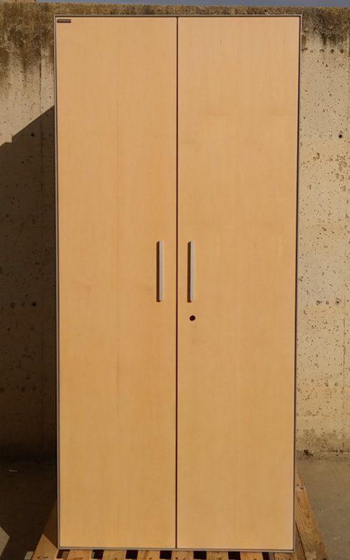 Armari d'oficina de xapa i fusta d'ocasió a cabauoportunitats.com Balaguer - Lleida - Catalunya