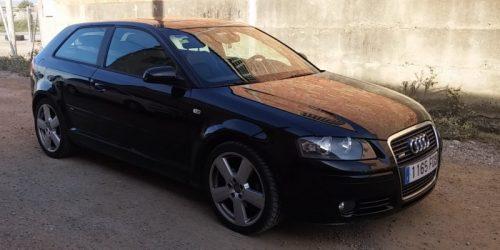 Audi A3 S-line d'ocasió a cabauoportunitats.com Balaguer - Lleida - Catalunya