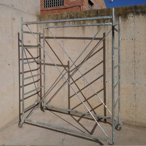 Bastida d'obra 165cm d'ocasió a cabauoportunitats.com Balaguer - Lleida - Catalunya