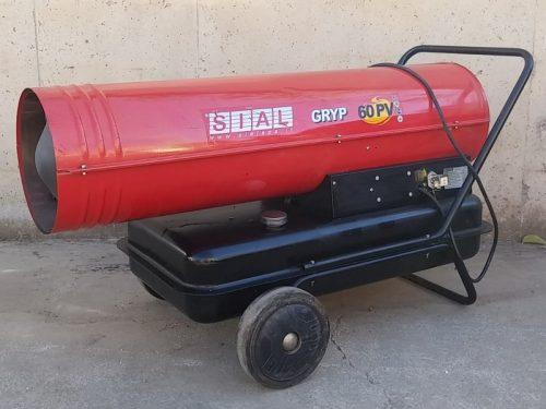 Canó d'aire SIAL GRYP 60 PV d'ocasió a cabauoportunitats.com Balaguer - Lleida - Catalunya