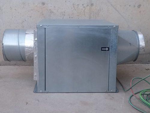 Ventilador centrífug de baixa pressió CASALS BOX BD 28/28 d'ocasió a cabauoportunitats.com