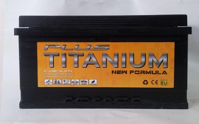 Batería 85 Amperios TITANIUM DYNAMIC de ocasión en cabauoportunitats.com