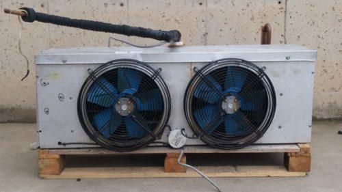 Compressor + evaporador cambra frigorífica d'ocasió a cabauoportunitats.com Balaguer - Lleida - Catalunya