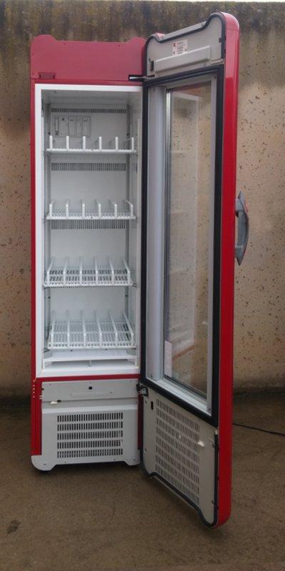 Nevera Retro Coca Cola Cabau Oportunitats