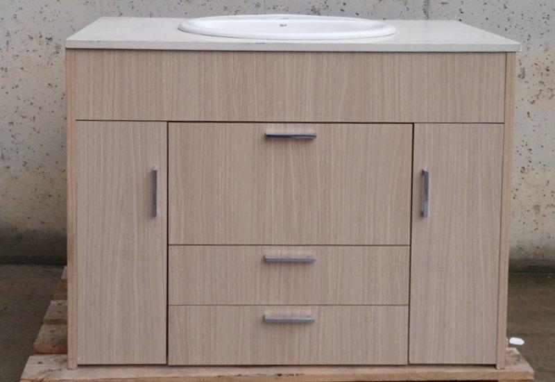 Pica de lavabo d 39 ocasi amb moble for Pica lavabo