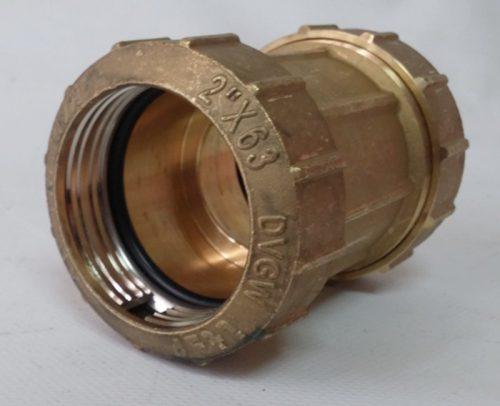 """Ràcor acoplamiento2"""" ø63mm de ocasión en cabauoportunitats.com"""