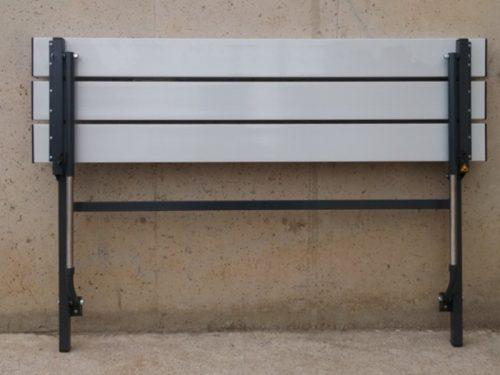 Banc plegable de paret nou a cabauoportunitats.com Balaguer - Lleida - Catalunya