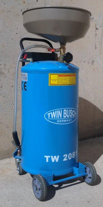 Aspirador d'oli usat TWIN BUSCH nou d'ocasió a cabauoportunitats.com Balaguer - Lleida - Catalunya