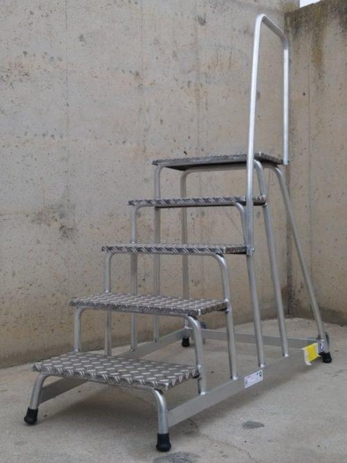 Escala mòbil de muntatge 100 cm d'ocasió a cabauoportunitats.com Balaguer - Lleida - Catalunya