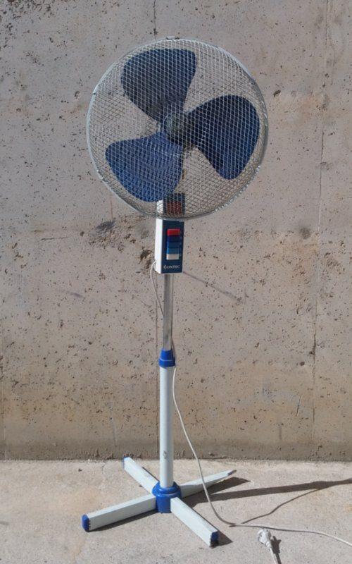 Ventilador de peu CONTEC d'ocasió a cabauoportunitats.com Balaguer - Lleida - Catalunya
