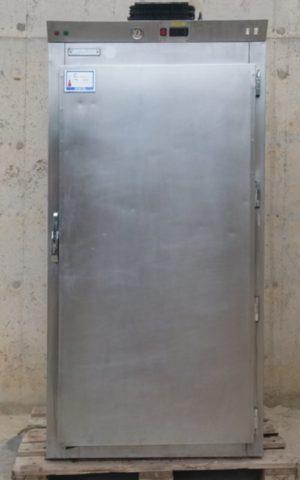 Cámara frigorífica de acero inoxidable en cabauoportunitats.com