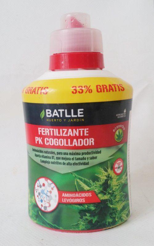 Fertilitzant PK Cogollador BATLLE d'ocasió a cabauoportunitats.com Balaguer - Lleida - Catalunya
