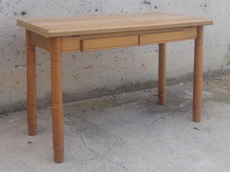 Mesa cocina plegable 100cm - Cabau Oportunitats