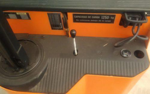 Apilador elèctric STILL EGV 1250 d'ocasió a cabauoportunitats.com Balaguer - Lleida - Catalunya