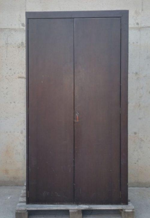 Armario madera para oficina en cabauoportunitats.com