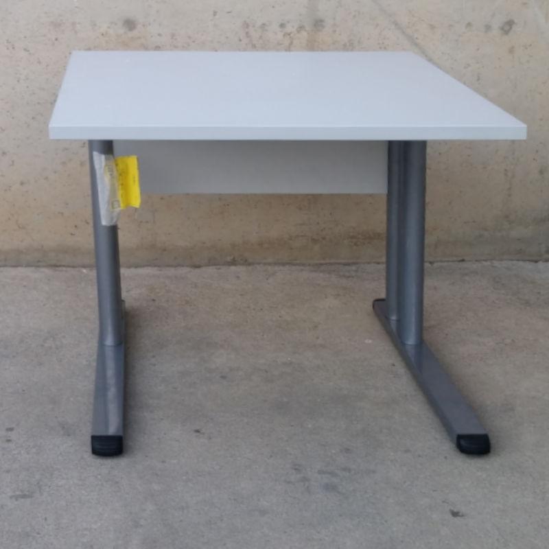 Mesa auxiliar para oficina 80x80cm