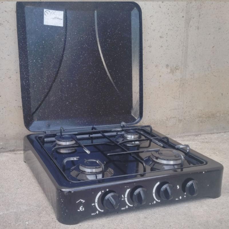 Cocina sobremesa 4 fuegos - Cabau Oportunitats