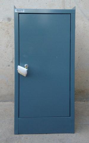 Armari metàl·lic per a eines 36x36cm d'ocasió a cabauoportuntiats.com Balaguer - Lleida - Catalunya