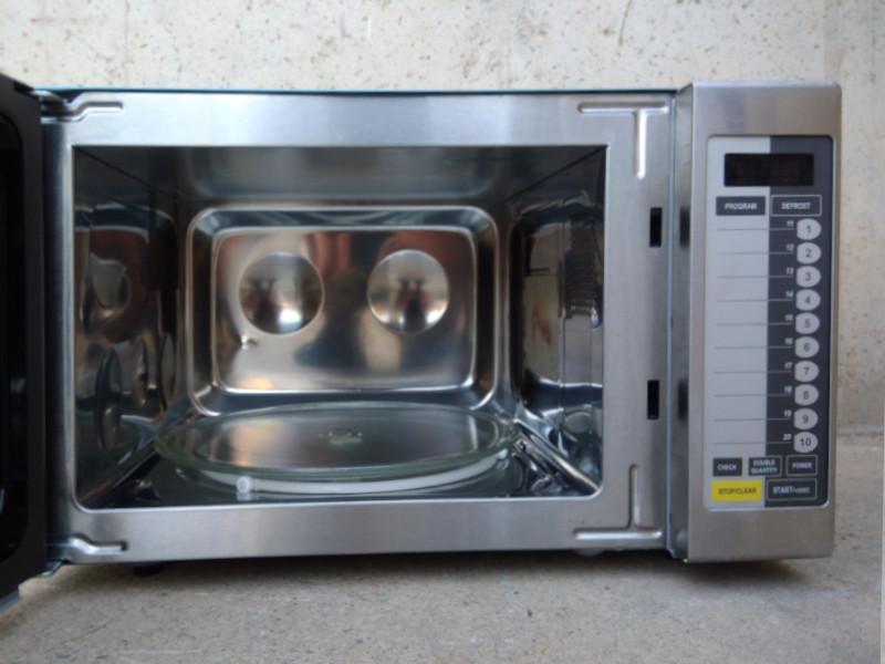 Horno microondas porland 36 litros cabau oportunitats - Horno microondas pequeno ...