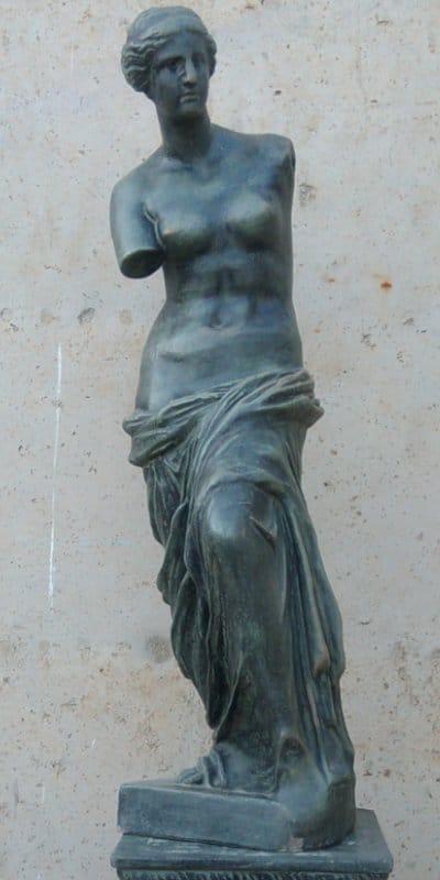 Escultura Venus de Milo de ocasión en cabauoportunitats.com