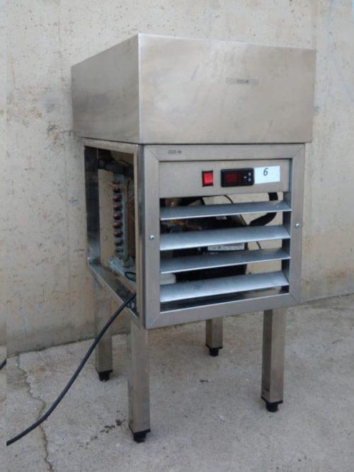 Enfriador de agua 60x40cm para hostelería de ocasión en cabauoportunitats.com