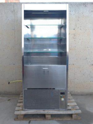 Nevera expositor autoservei 82x60cm d'ocasió a cabauoportunitats.com Balaguer - Lleida - Catalunya
