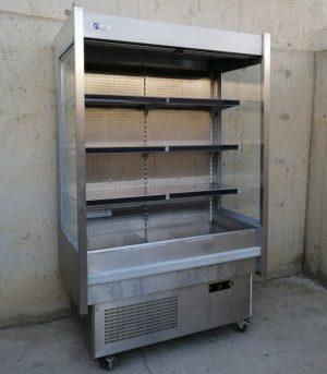Nevera expositor autoservei per a botiga de segonamà a cabauoportunitats.com Balaguer - Lleida - Catalunya
