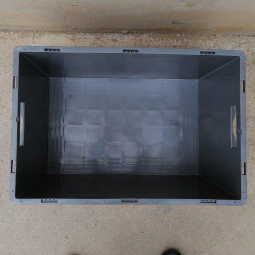 Caixa resistent de polipropilé de 60x40x42cm nova a cabauoportunitats.com Balaguer - Lleida- Catalunya