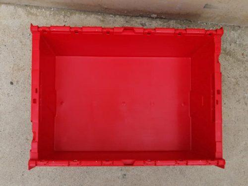 Caixa apilable nova amb tapes abatibles a cabauoportunitats.com Balaguer - Lleida - Catalunya