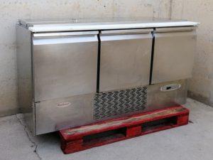 Mesa refrigerada INFRICO de segunda mano en cabauoportunitats.com