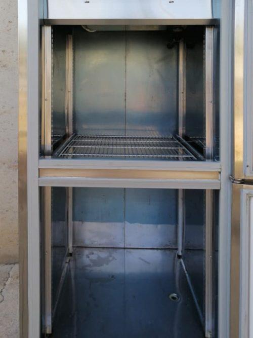 Cambra frigorífica d'acer inoxidable de segona mà a cabauoportunitats.com Balaguer - Lleida - Catalunya