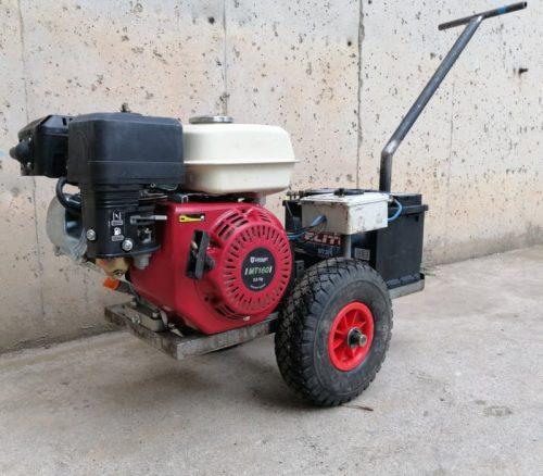 Carregador de bateries autònom de segona mà a cabauoportunitats.com Balaguer - Lleida - Catalunya
