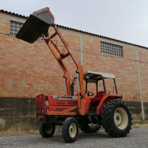Tractor KUBOTA 6950 de segona mà a cabauoportunitats.com Balaguer - Lleida - Catalunya