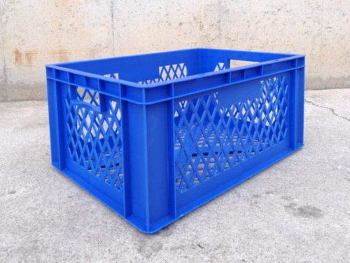 Caixa reixada apilable 60x40x27cm nova a cabauoportunitats.com Balaguer - Lleida - Catalunya