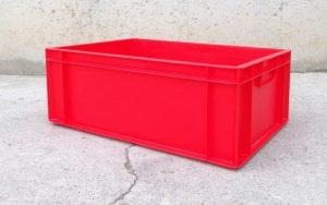 Caixa de plàstic 60x40cm nova a cabauoportunitats.com Balaguer - Lleida - Catalunya