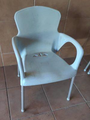 Cadira de terrassa de segona mà a cabauoportunitats.com Balaguer - Lleida - Catalunya