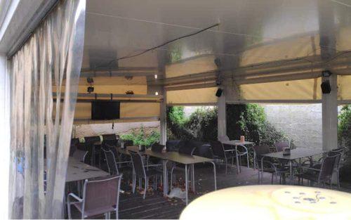 Carpa de segona mà en molt bon estat a Balaguer - Lleida - Catalunya
