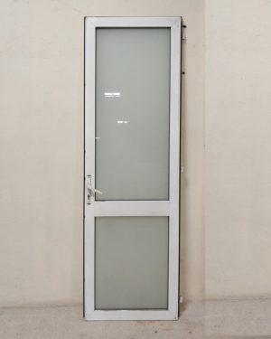 Porta de PVC de segona mà en venda a cabauoportunitats.com Balaguer - Lleida - Catalunya
