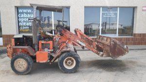 Pala AUSA MPH-400 de segona mà en bon estat en venda a cabauoportunitats.com Balaguer - Lleida - Catalunya