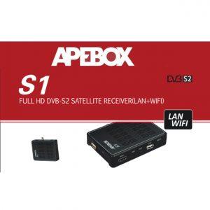 Receptor de satèl·lit APEBOX S1 nou d'oferta en venda a cabauoportunitats.com Balaguer - Lleida - Catalunya