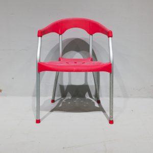 Silla de aluminio y plástico terraza de segunda mano en venta en cabauoportunitats.com