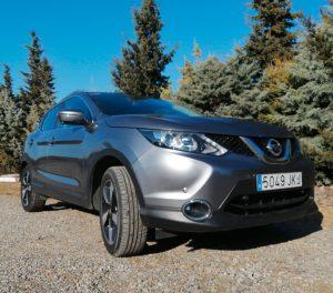 Nissan QASHQAI de segona mà amb pocs quilòmetres d'ocasió en venda a cabauoportunitats.com Balaguer - Lleida - Catalunya